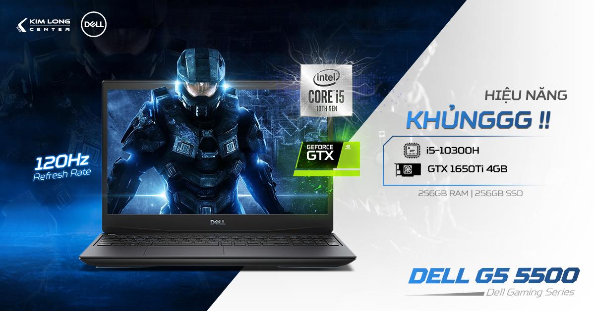 laptop-Dell G5 5500