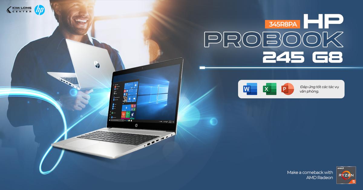 laptop-HP 245 G8 345R8PA