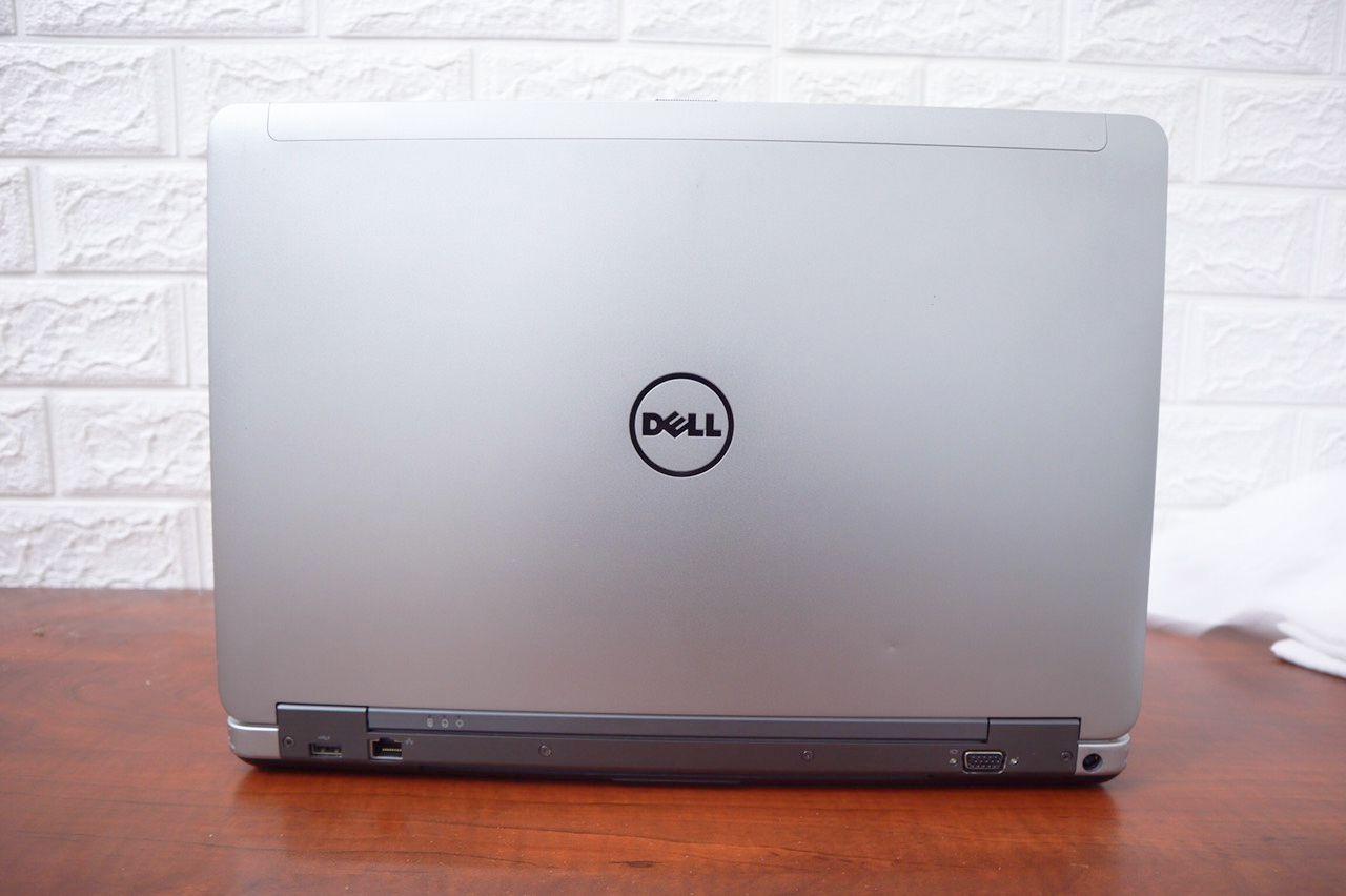 Dell Latitude E6540 sở hữu độ bền cao