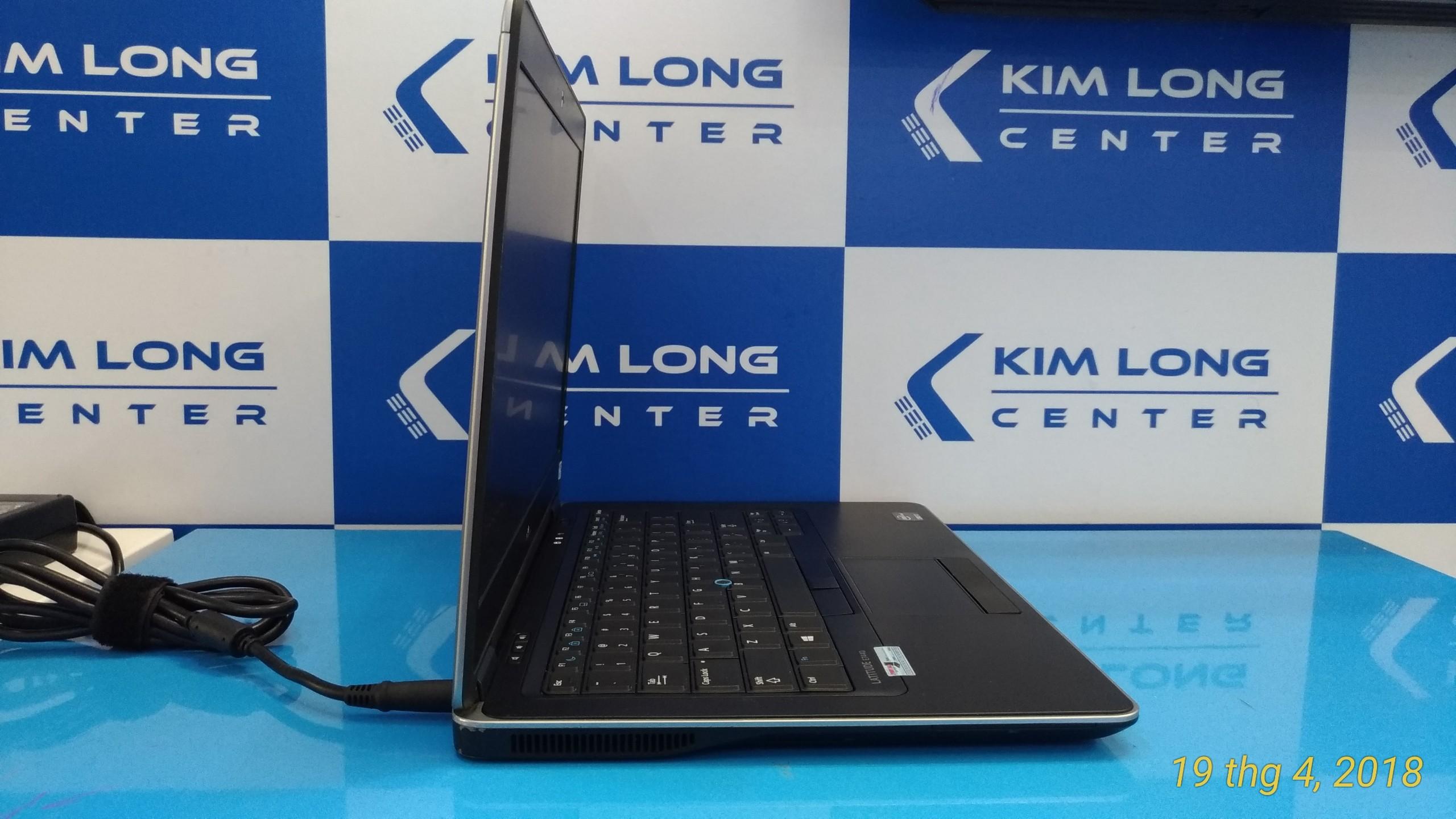 Laptop Dell Latitude E7440 i7 - Mới 99% Giá Tốt