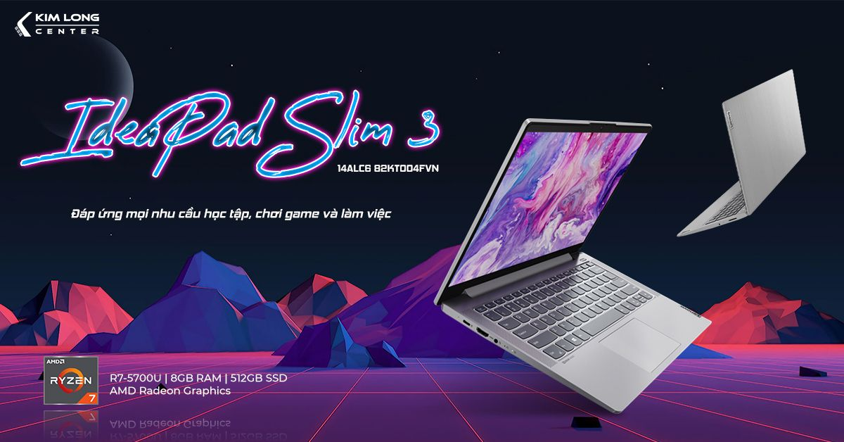 laptop-Lenovo Ideapad Slim 3 14ALLC6