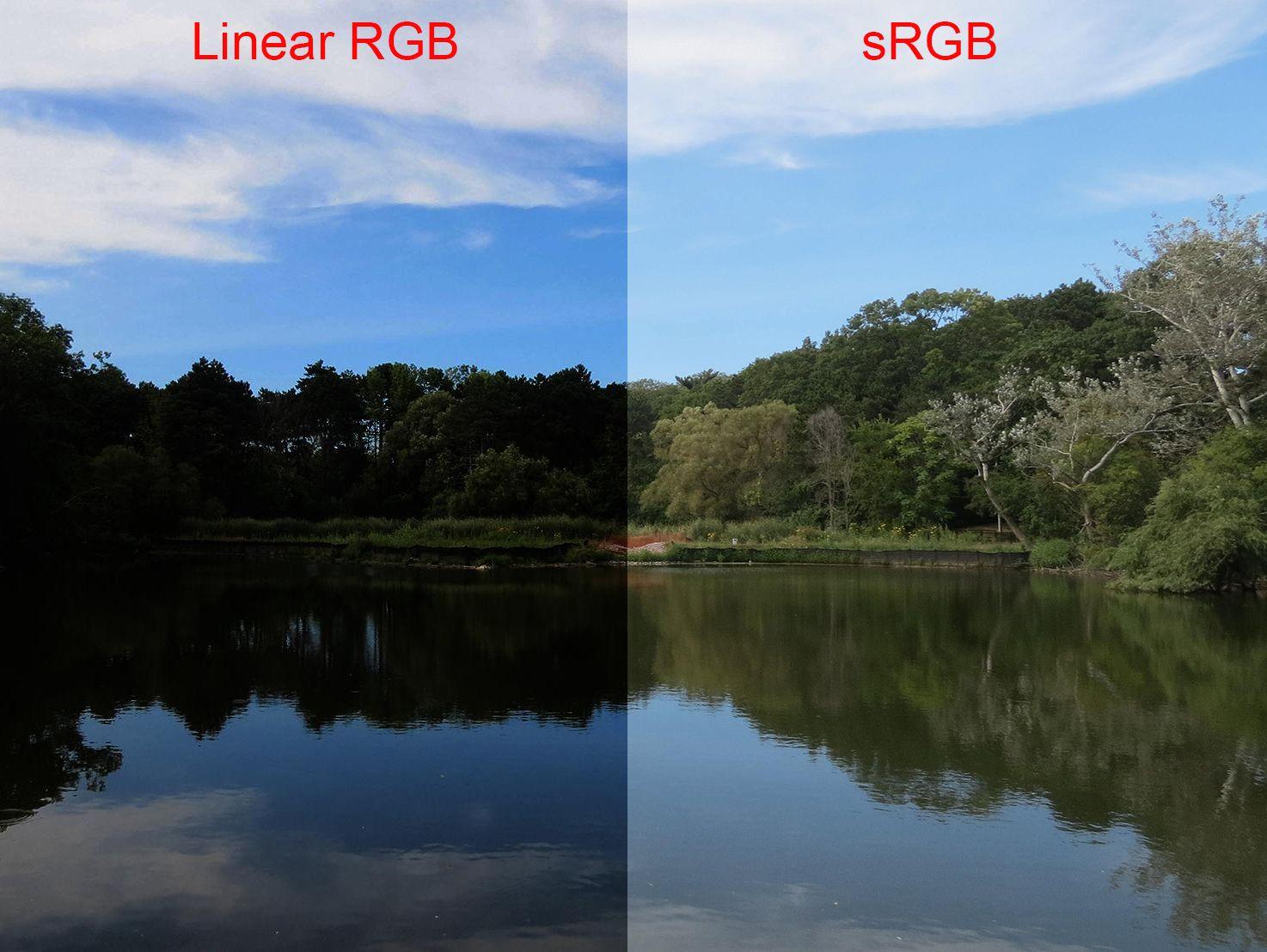 tiêu chuẩn màu cơ bản sRGB