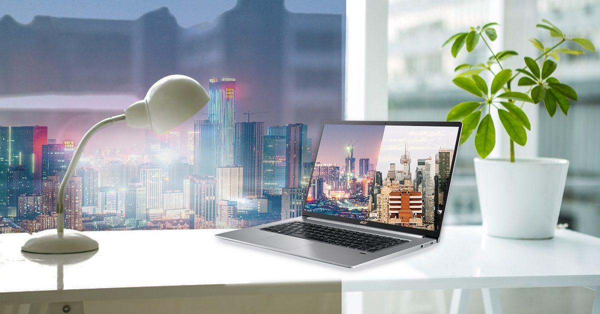 6 công nghệ đáng chú ý trên laptop Acer
