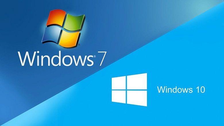 6 lý do bạn nên nâng cấp Windows 7 lên Windows 10.