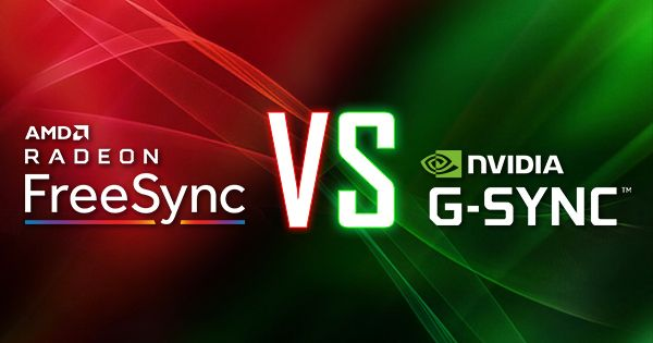 G-Sync và FreeSync thuộc 2 hãng khác nhau nhưng có chung chức năng