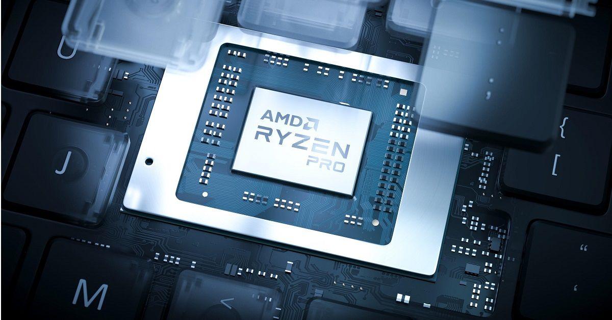 Chip Ryzen Pro 4000