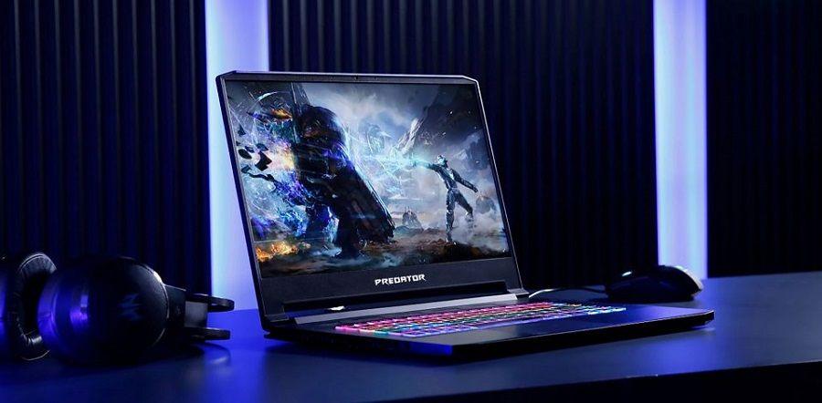Laptop gaming Acer Predator Triton 500 mới