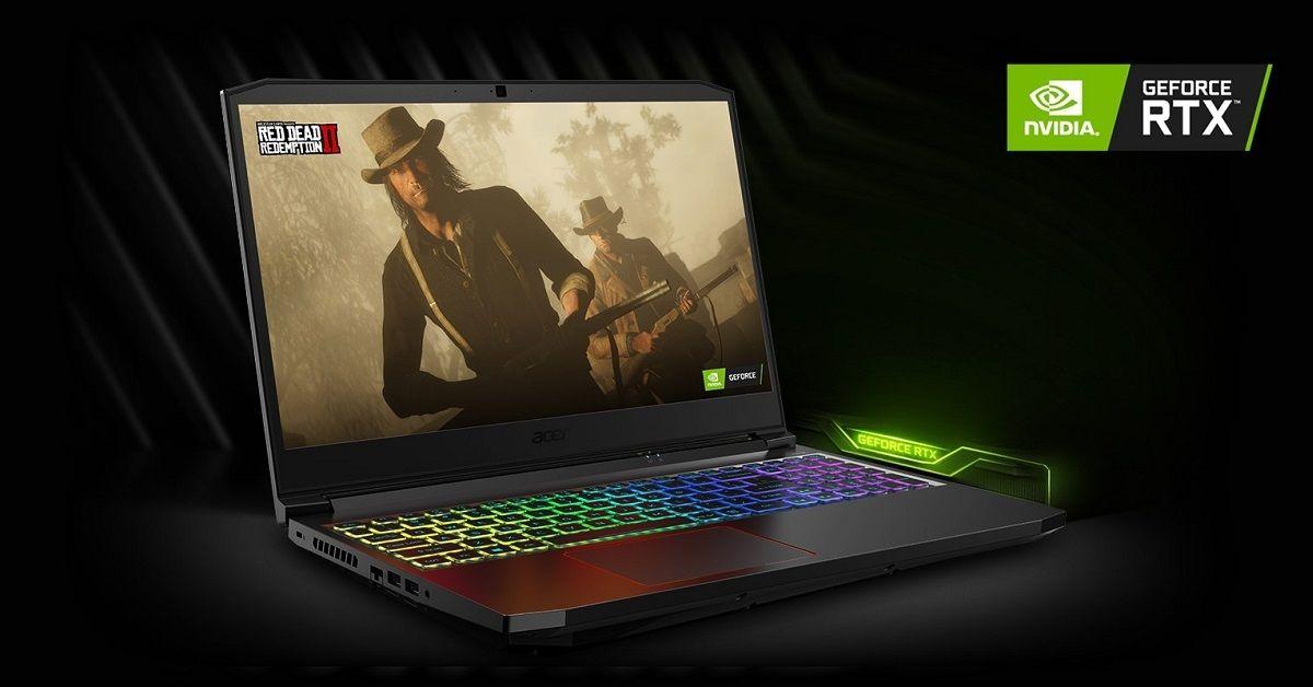 Acer Nitro 7 với GPU lên đến RTX 2060