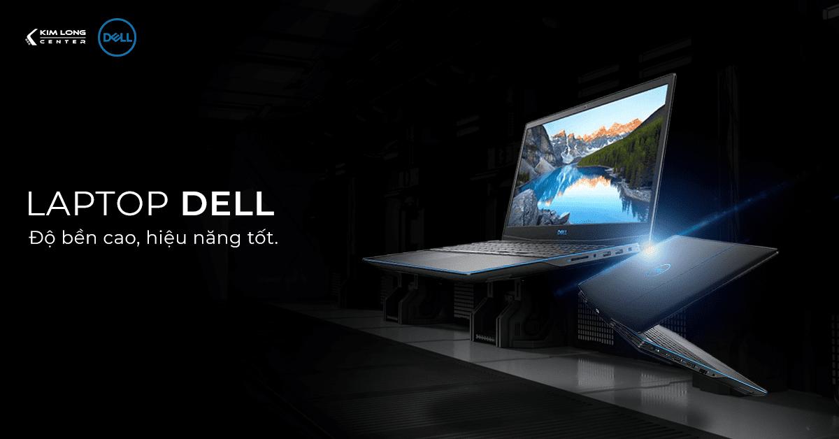 Laptop Dell bền, hiệu năng tốt và có giá thành hợp lí cho sinh viên