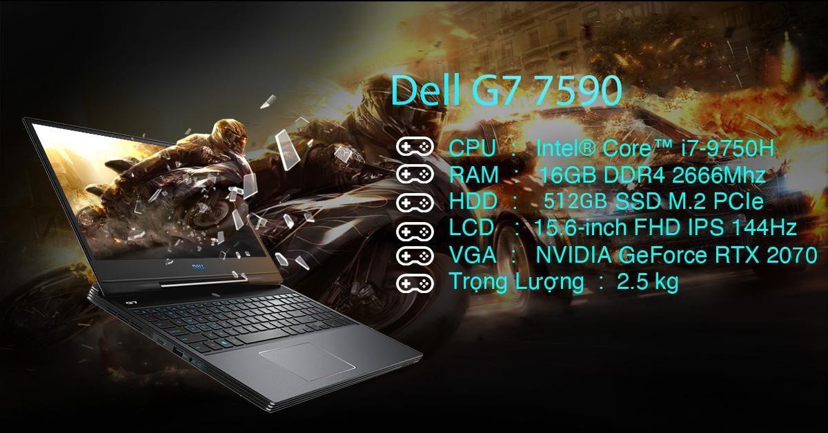 DELL G7 7590