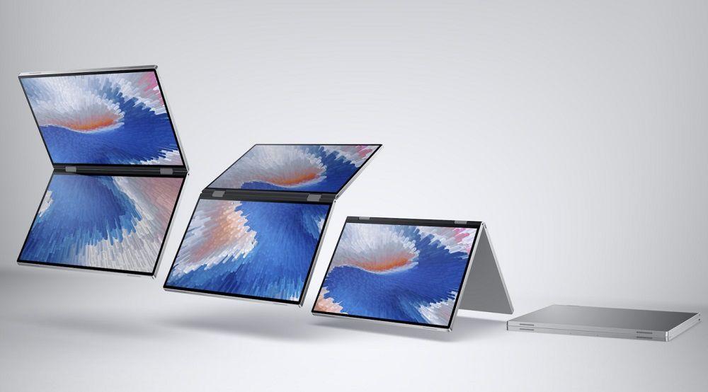 laptop dell đáng chú ý tại ces 2020 - dell concept duet