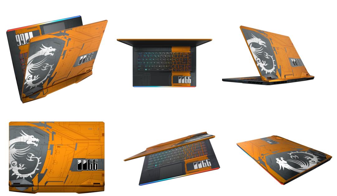 GE66 Riader phiên bản đặc biệt - laptop msi đáng mong đợi tại ces 2020