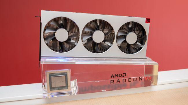 Card đồ họa AMD Radeon VII