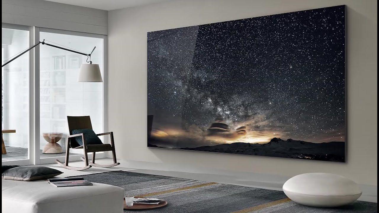 TV Samsung The Wall gây ấn tượng tại CES 2019