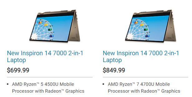 Giá Dell Inspiron 14 7000