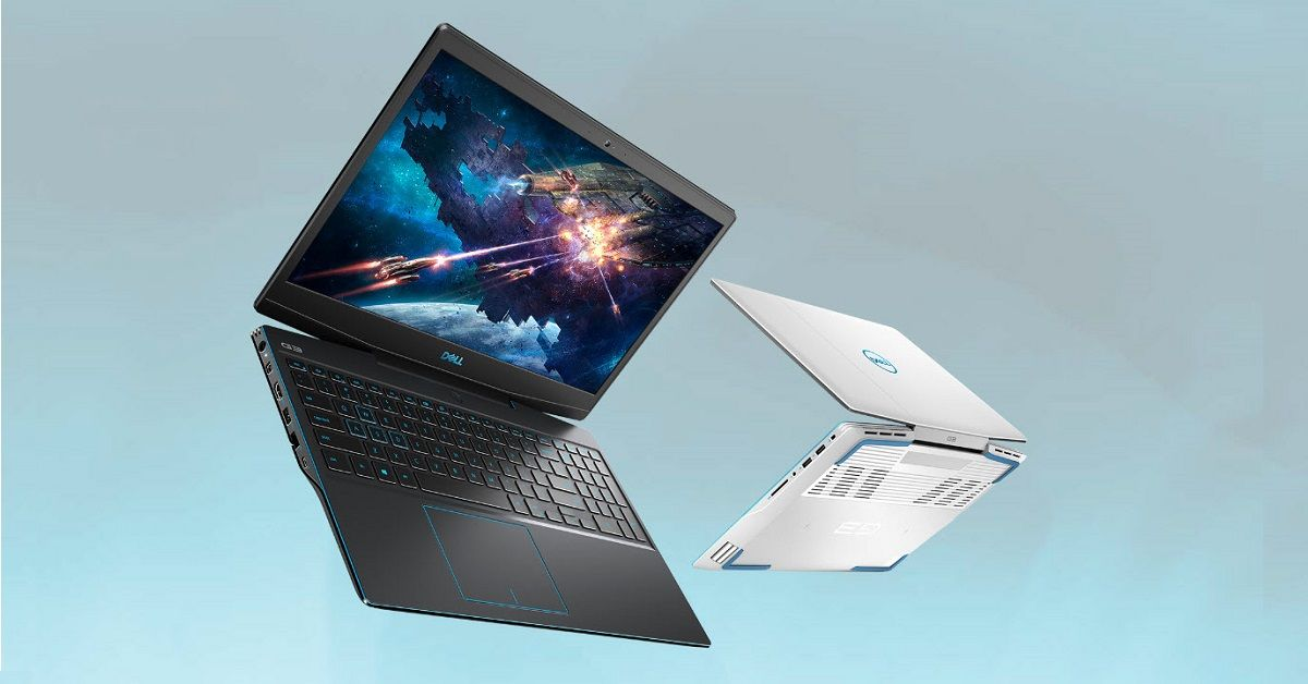 Dell nâng cấp dòng G3 và G5 gaming với Dell G3 15 3500 (2020) & Dell G5 5500 (2020)