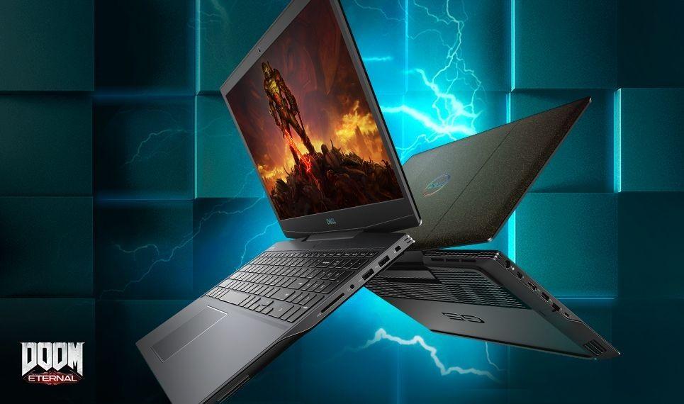 Cả Dell G3 và Dell G5 đều có đa dạng cổng kết nối tiện lợi cho người dùng