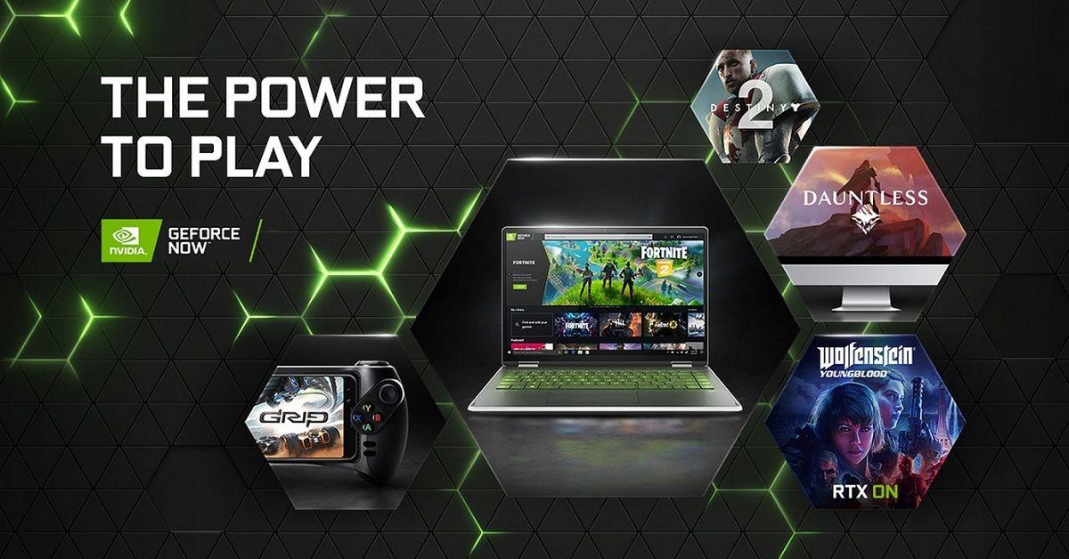 GeForce NOW được hỗ trợ NVIDA DLSS 2.0 và cập nhật 21 tựa game mới