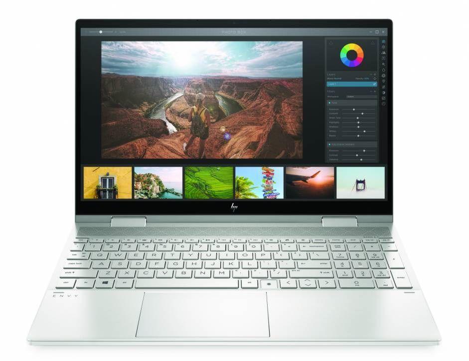 Envy x360 sở hữu bàn phím số tiện lợi