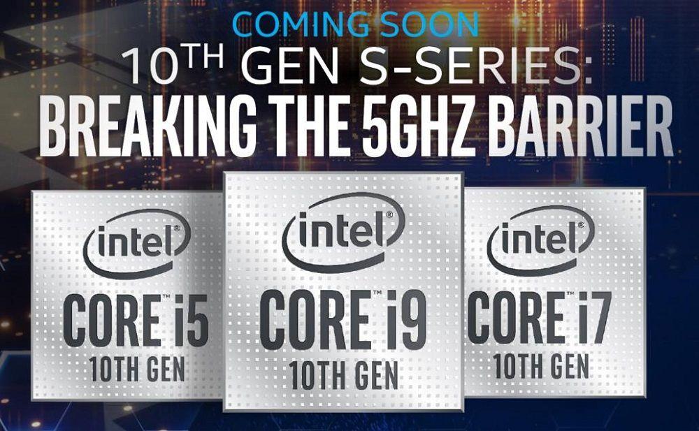 Chip Intel thế hệ 10 Comet Lake S-series sẽ sớm có mặt vào tháng 4
