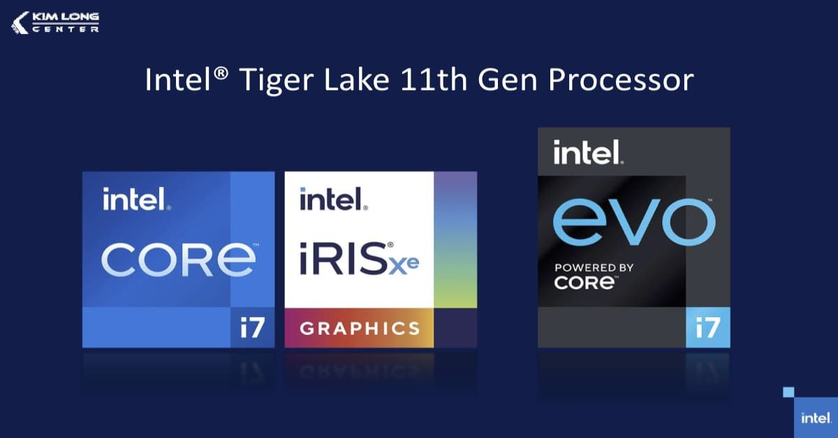 Tất Tần Tật Về Vi Xử Lý Intel Tiger Lake Thế Hệ 11