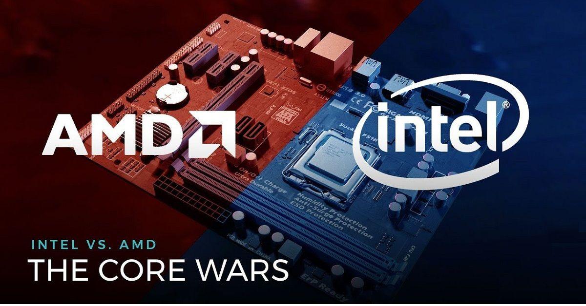 Intel Giành Lại Thị Phần CPU Từ AMD Nhờ Work From Home