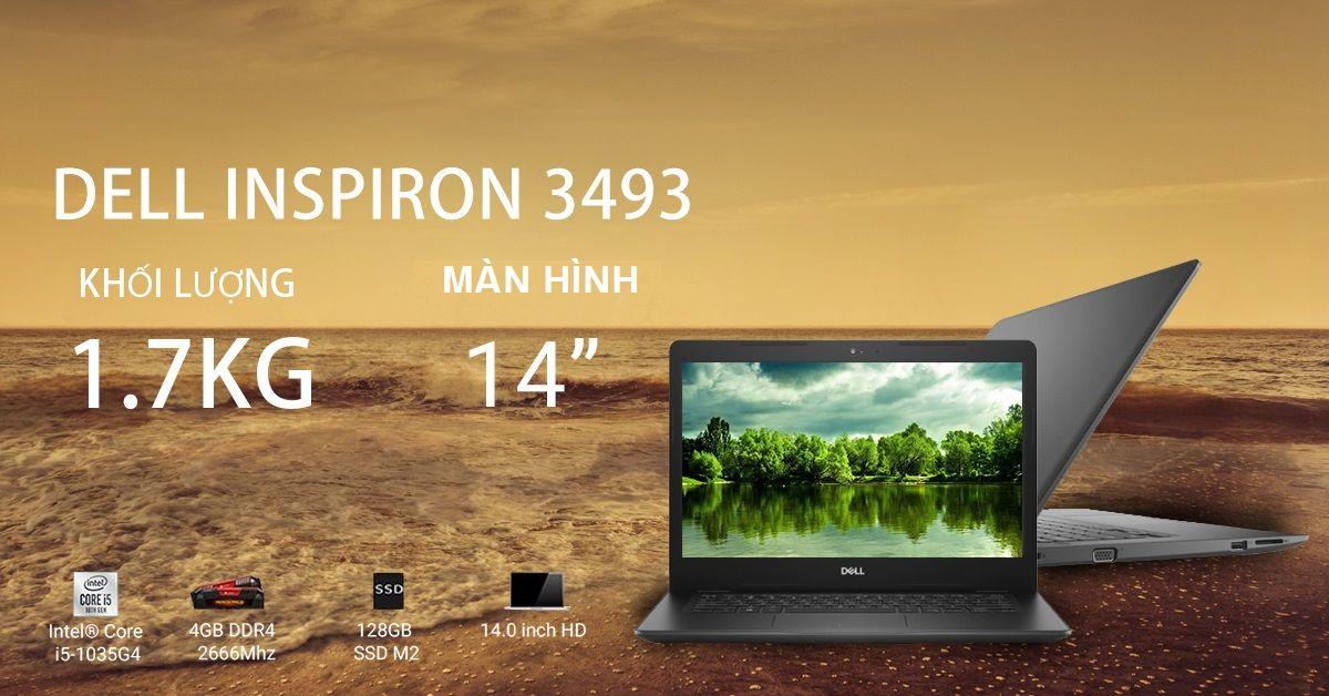 DELL INSPIRON 3493 I5