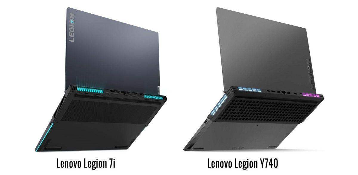 Legion 7i sẽ thay thế Legion Y740