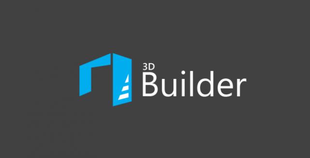 Biểu tượng của 3D Builder
