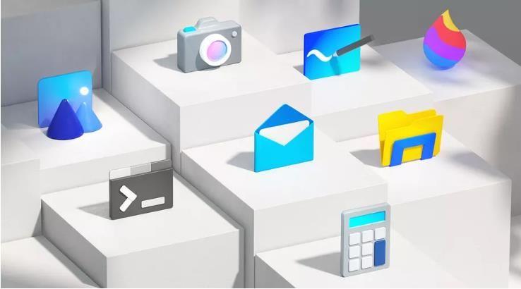 Windows 10 sẽ có những biểu tượng ứng dụng mới và tùy chọn cập nhật Driver
