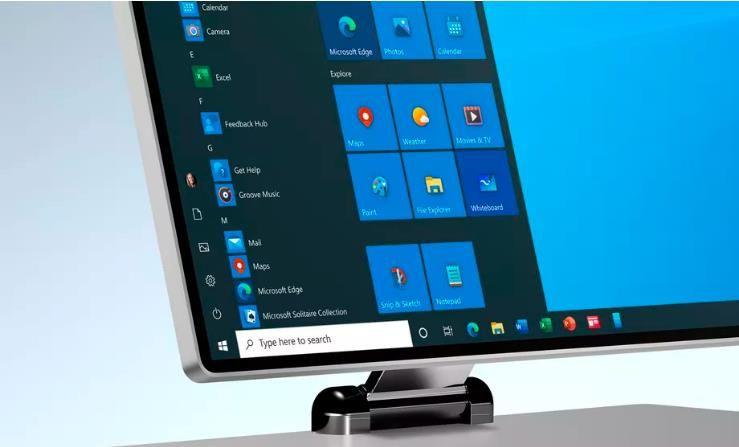 Những biểu tượng ứng dụng mới của Windows 10 trên thanh taskbar