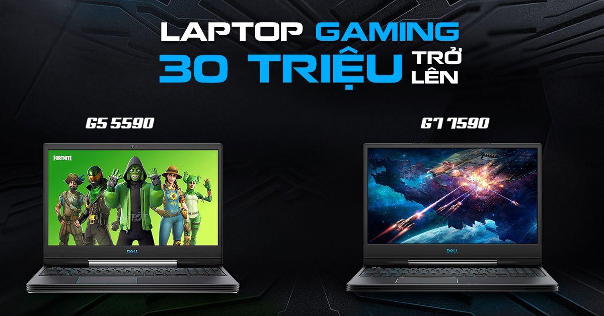 Laptop gaming giá trên 30 triệu
