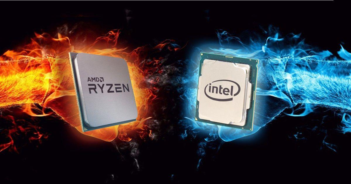 Trước 2021- Intel Không Thể Bắt Kịp AMD Với CPU tiến trình 7nm
