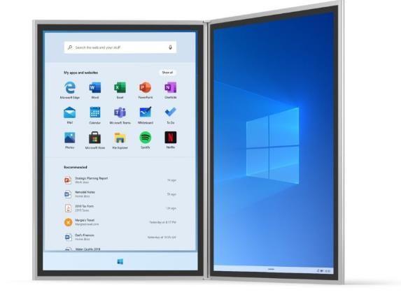 Windows 10X sẽ vẫn là hệ điều hành Windows