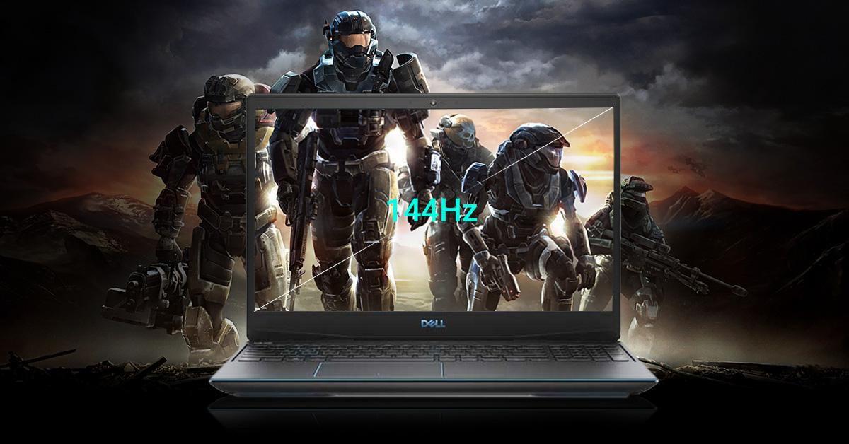 màn hình 144hz giúp hình ảnh mượt mà hơn