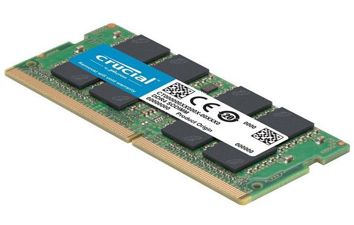 RAM Laptop nên có tối thiểu từ 4GB trở lên để hỗ trợ CPU hiệu quả hơn