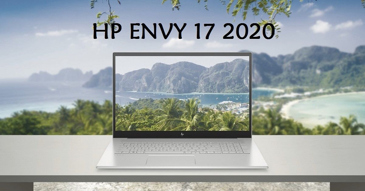 LAPTOP HP ENVY 17 2020