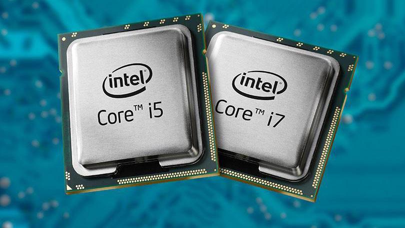 sinh viên kỹ thuật nên chọn laptop có CPU core i5, i7