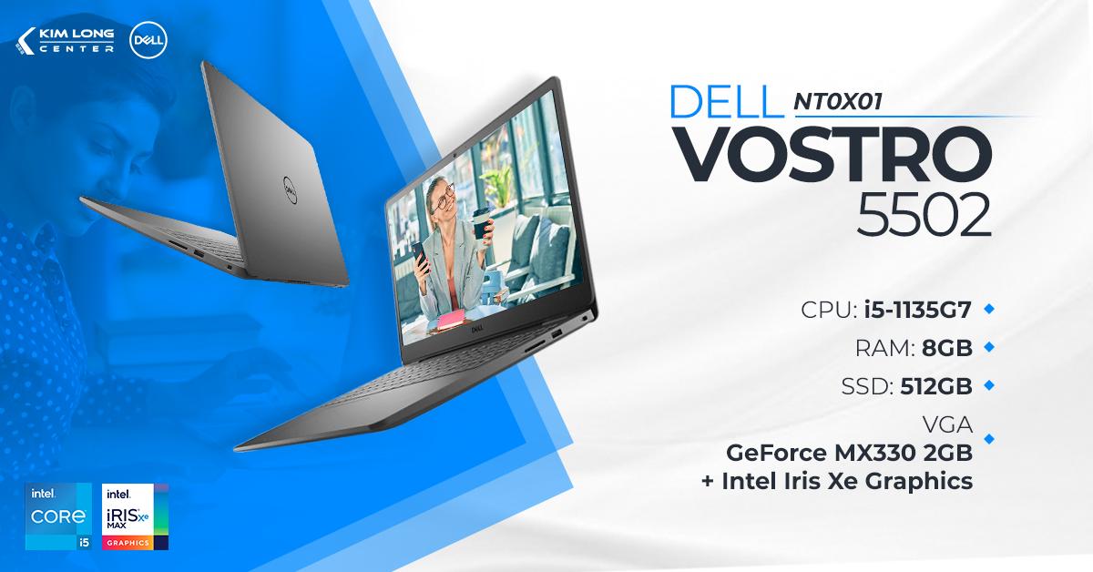 Dell Vostro 5502 NT0X01